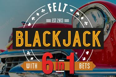 6 in 1 Blackjack