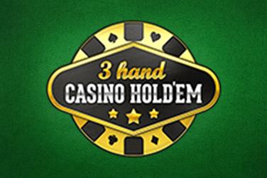 3-Hand Casino Hold'em
