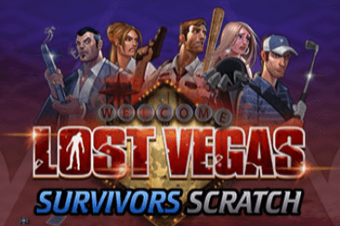 Lost Vegas Survivors Scratch