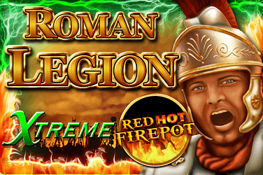 Roman Legion Xtreme Red Hot Firepot
