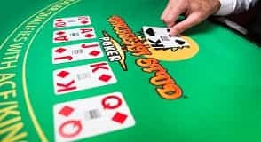 Caribbean Stud Poker - Lobby