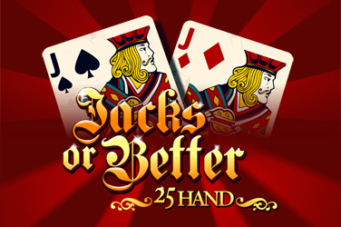 Jacks or Better - 25 Line