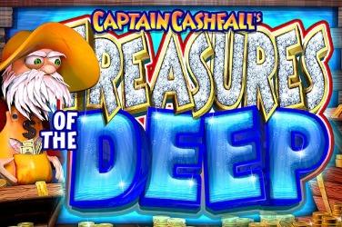 Captain Cashfall Treasures of the Deep