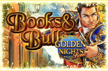 Books & Bulls Golden Nights