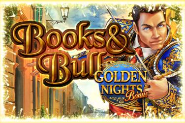Books & Bulls Golden Nights