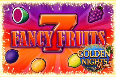 Fancy Fruits Golden Nights