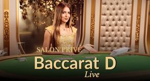 Salon Privé Baccarat D