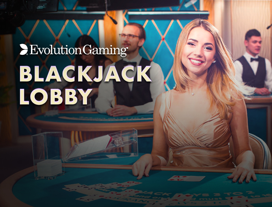 Blackjack - Lobby